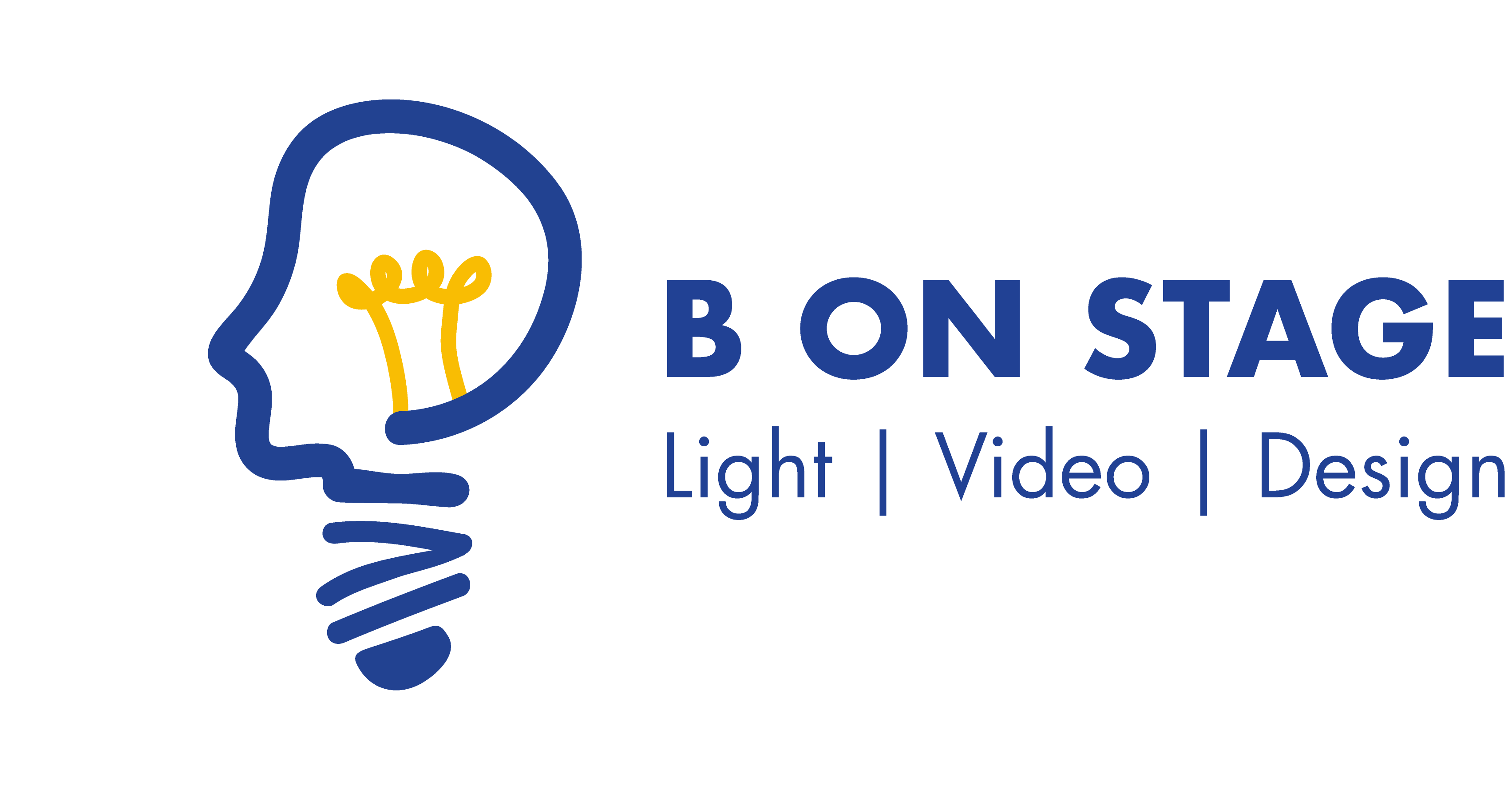 B on Stage Logo